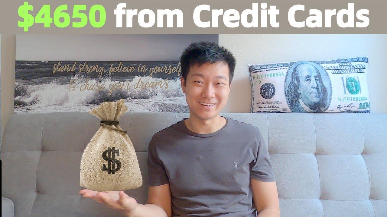 How to Make BIG CASH Utilizing Credit Cards thumbnail