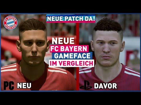 Neuer PATCH bringt GAMFACE-UPDATE für FC BAYERN MÜNCHEN! | FIFANEWS