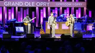 Fairground Saints At Their Grand Ole Opry Debut!