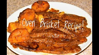 The Best Oven Brisket Recipe Ive Ever Tried - Oven Beef Brisket Flat