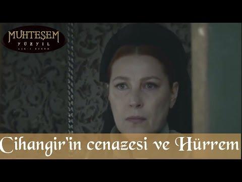 Şehzade Cihangir in Cenazesi ve Hürrem - Muhteşem Yüzyıl 125.Bölüm