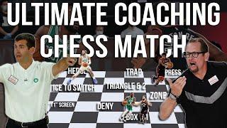 The Ultimate Coaching Chess Match - Nick Nurse vs Brad Stevens - Celtics vs Raptors Series Breakdown