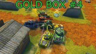 Tanki Online - Caixa de Ouro (Gold Box) #4 - By: Joaopedro244hu3