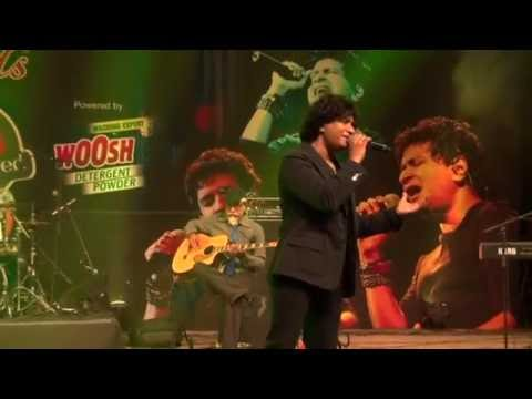 Singer KK Live in concert - Tu Jo Mila - Bajrangi Bhaijaan