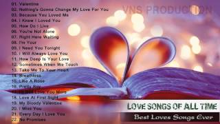 Best Valentine's Day Songs+++ Top 100 Love Songs 2015 Playlist+ List