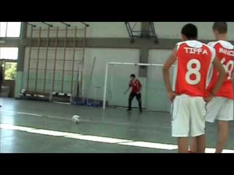 Preview video Finali calcio a 5 maschile anno 2010