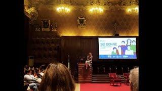 All'Università di Padova, lezione nell'Aula Magna di Gabriella Greison (con finale a sorpresa)