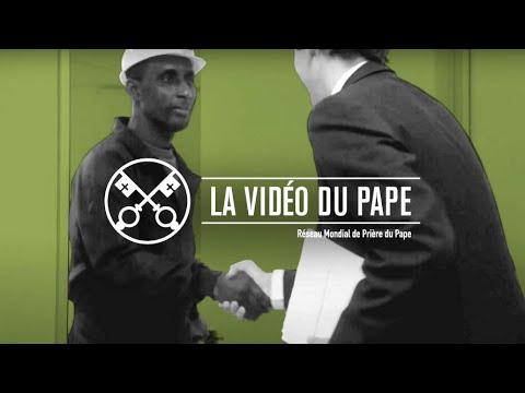 La Vidéo du Pape : Le respect des ressources de la planète