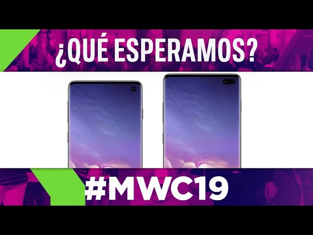 MWC 2019, ¿qué esperamos ver en él?