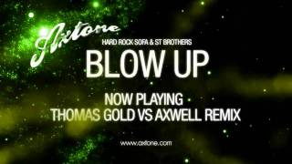 Hard Rock Sofa & St. Brothers - Blow Up