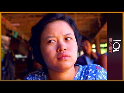 🇲🇲 Myanmar's Youngest Maids - 101 East
