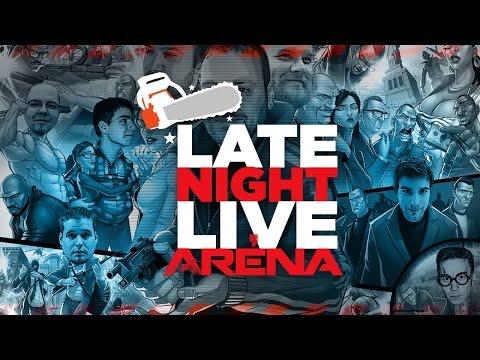 Late Night Live Aréna - 2017.03.24.