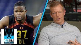 NFL Combine 2019: Chris Simms' Top 5 Takeaways   Chris Simms Unbuttoned   NBC Sports