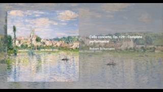 Cello concerto in Am, Op. 129