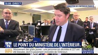 Gilets jaunes: 280 000 manifestants dans toute la France