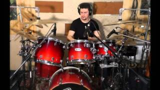 Dream Theater - Learning To Live (Only Drum cover)