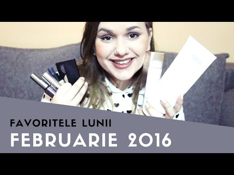 Favoritele lunii: Februarie 2016