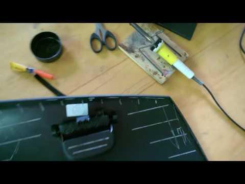 Ремонт ручки перчаточного ящика Лада Калина 2 своими руками