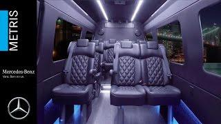 Mercedes-Benz Metris Concept Luxury Van