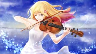 Nightcore- Airplanes (violin cover)