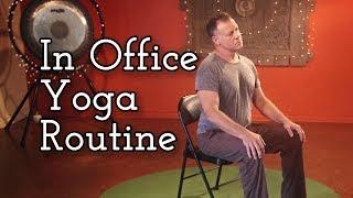 In Office Yoga Routine PranaShanti Yoga Ottawa