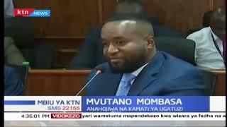 Gavana Joho avutana na Wakilishi Wadi wa Kaunti ya Mombasa