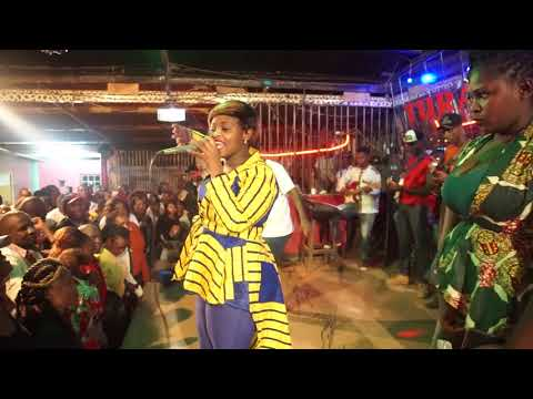 Sarafina Salim Performing Live At Turraco Village