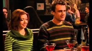 How I Met Your Mother Bloopers Season 1