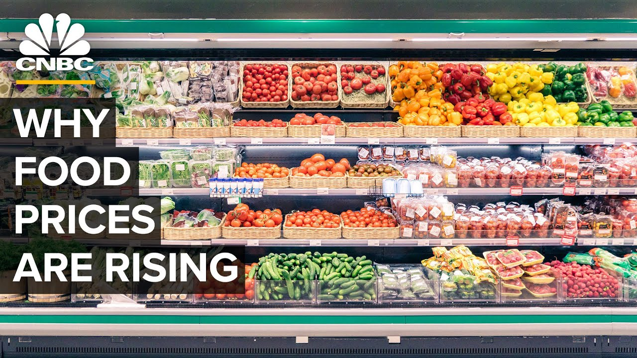 Why Food Is Getting More Costly In The U.S. thumbnail