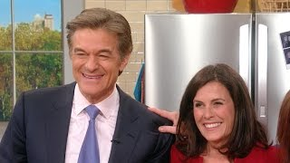 How Well Do Dr. Oz and His Wife Know Each Other?