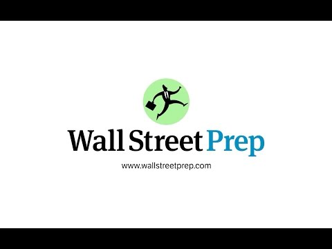 Wall Street Prep In-house Training - YouTube