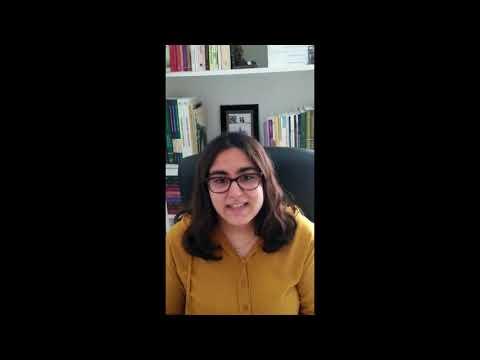 Semana Internacional de los Archivos 2021: Ana Barrena Gómez