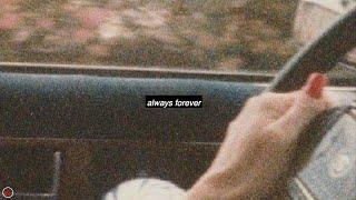 Musik-Video-Miniaturansicht zu Always Forever Songtext von Aquilo