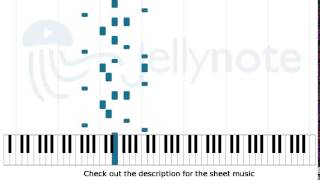 The Drying of the Lawns - The Tallest Man on Earth [Piano Sheet Music]