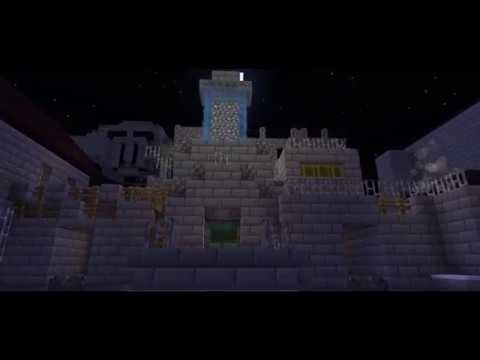 The Giant Zombies map Minecraft Project
