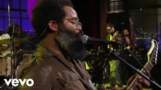 TV On The Radio - Province (Live on Letterman)