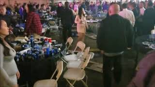 FIGHT AT DeevSiab Records   RISSING STARS CONCERT