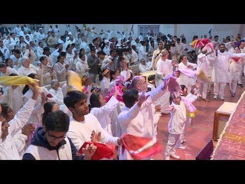 Dadi Janki Ji's 103rd Birthday Celebration // Gyan Sarovar // 01-01-2019 (видео)
