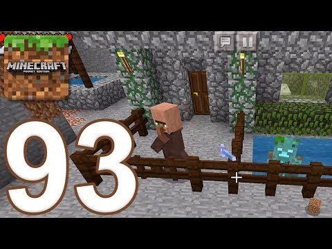 Minecraft: Pocket Edition – Gameplay Walkthrough Part 93 – Survival (iOS, Android)
