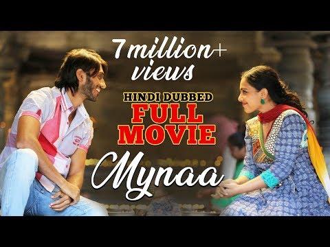 Mynaa - Hindi Dubbed Full Movie | Chetan Kumar, Nithya Menen