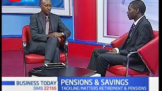 Corporates urged to set pension plans- Business today