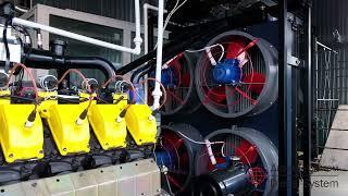 видео товара Дизельный генератор 300 кВт, АД-300, ДГУ-300, ДЭС-300, ДЭУ-300, ЭСД-300, ДГ-300