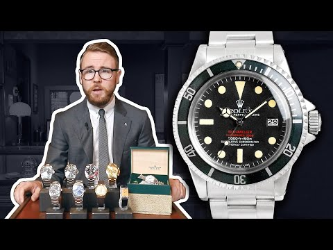 Rolex Sea-Dweller 1665 'DRSD', Rolex Daytona 16528 - This Week's Watches 94