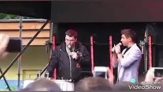 Comedy Club Гарик Харламов и Тимур Батрудинов посол России (комеди клаб)