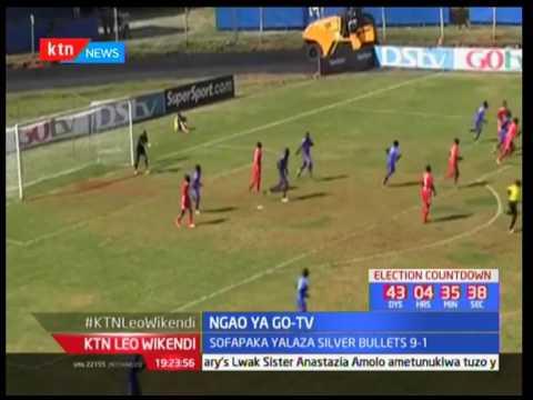 Ulinzi yailaza Wajiji FC kwenye ngao ya GO-TV