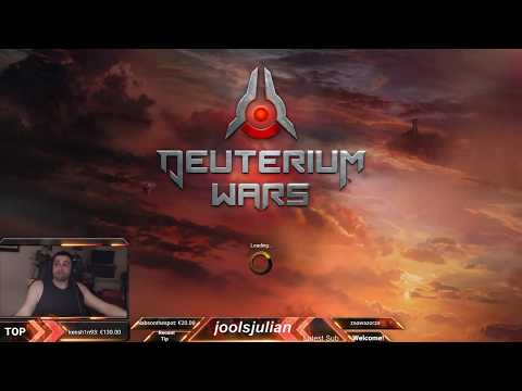 Deuterium Wars [2019] - Gameplay - Early Access - First Look