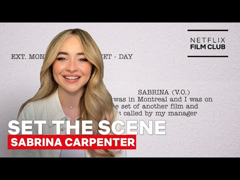 Work It | Sabrina Carpenter on Her Career Milestones | Netflix