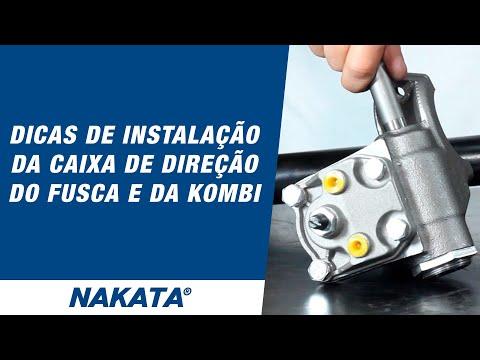 Dicas de instalação da caixa de direção do Fusca e da Kombi