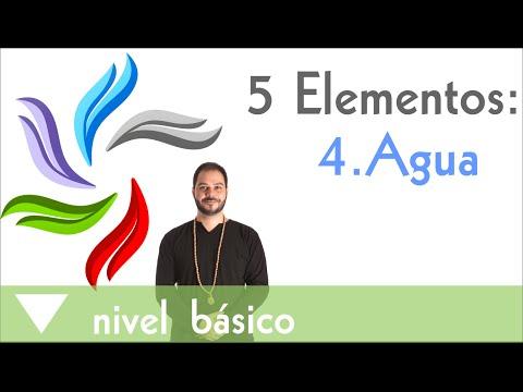 4. Curso meditación 5 elementos: Agua