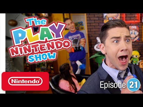 The Play Nintendo Show – Episode 21: Minecraft: Nintendo Switch Edition, NBA Playgrounds & Fast RMX!